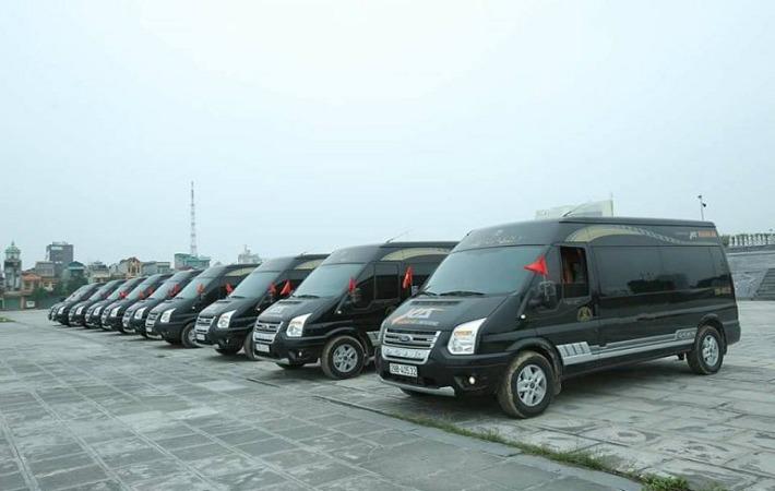 xe khanh an limousine