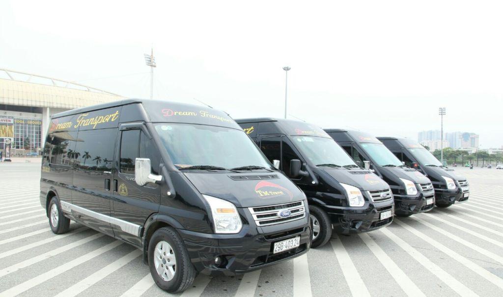 xe limousine dream transport
