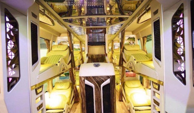 Xe Chon my Limousine