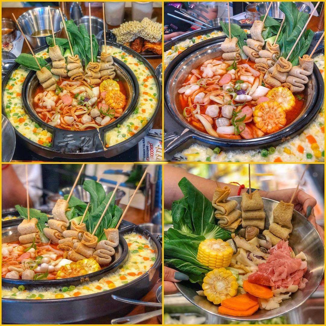 Dookki Việt Nam buffet di an
