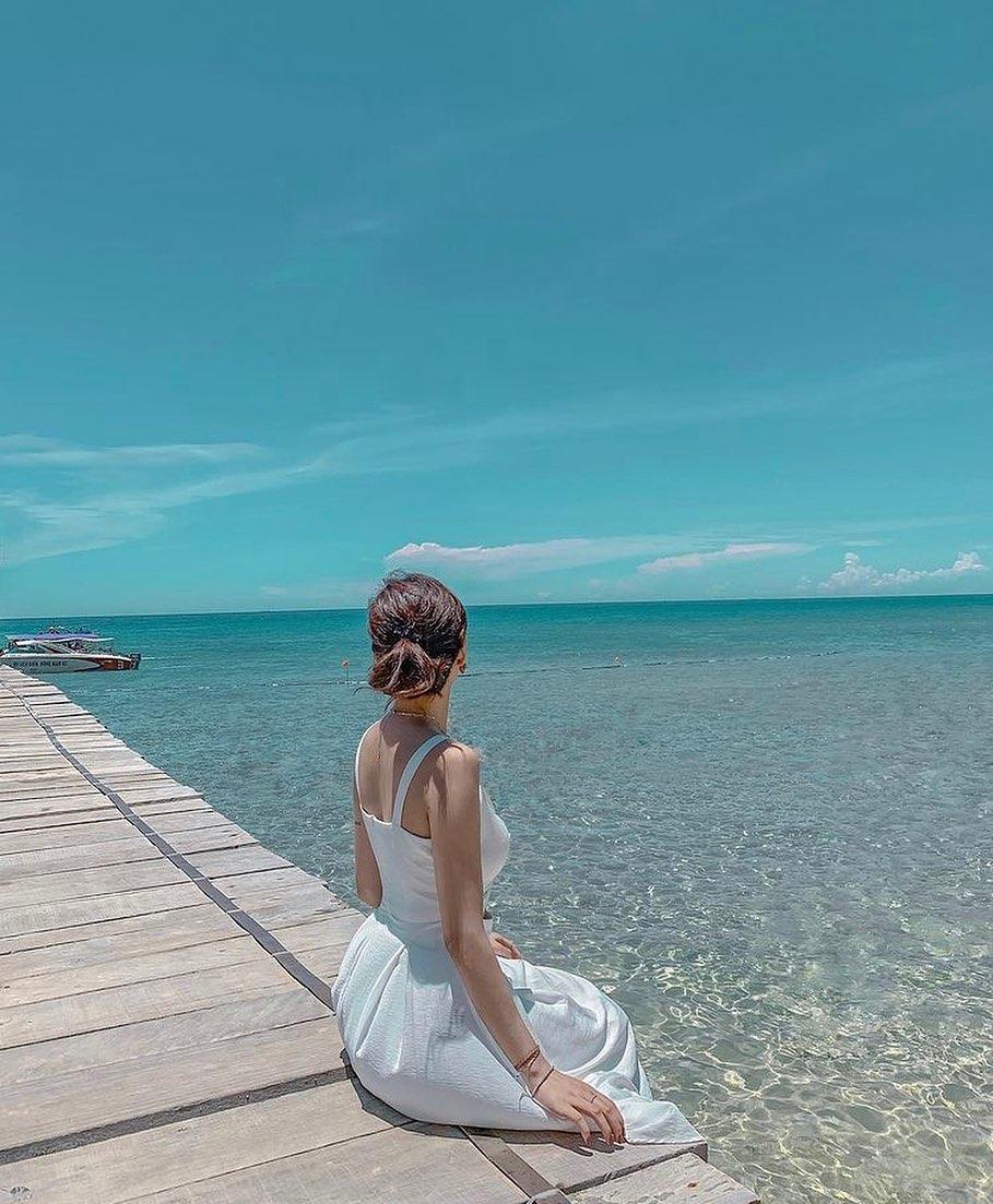 Vẻ đẹp của biển Quy Nhơn