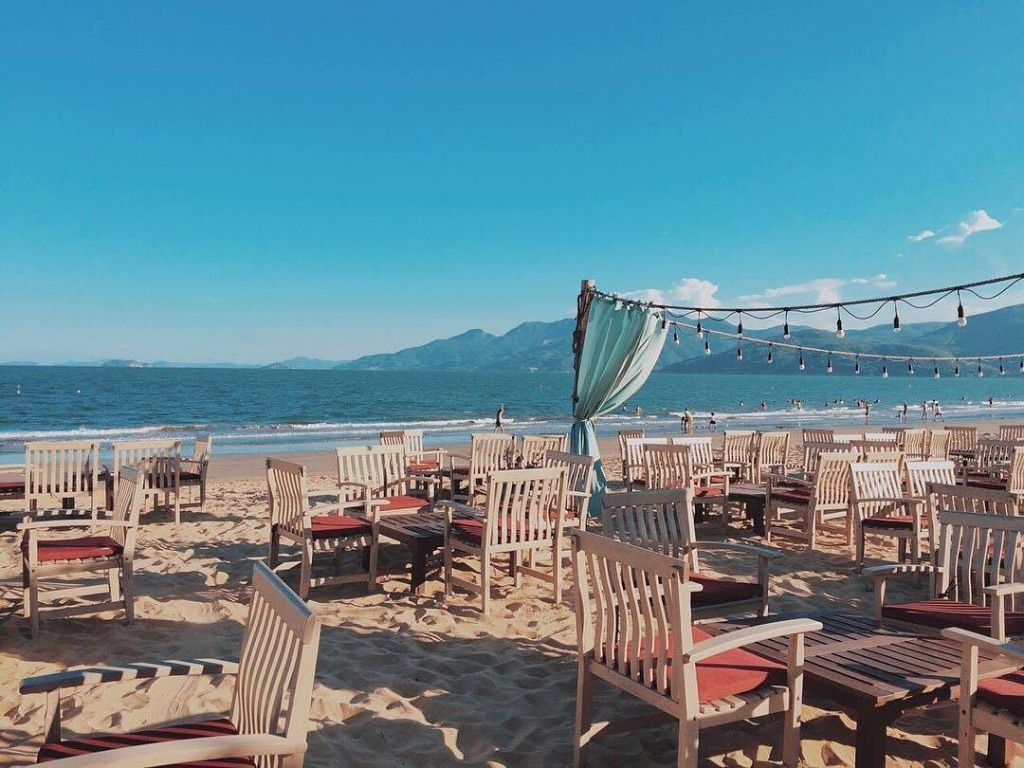 Decor của Surf Bar Quy Nhơn