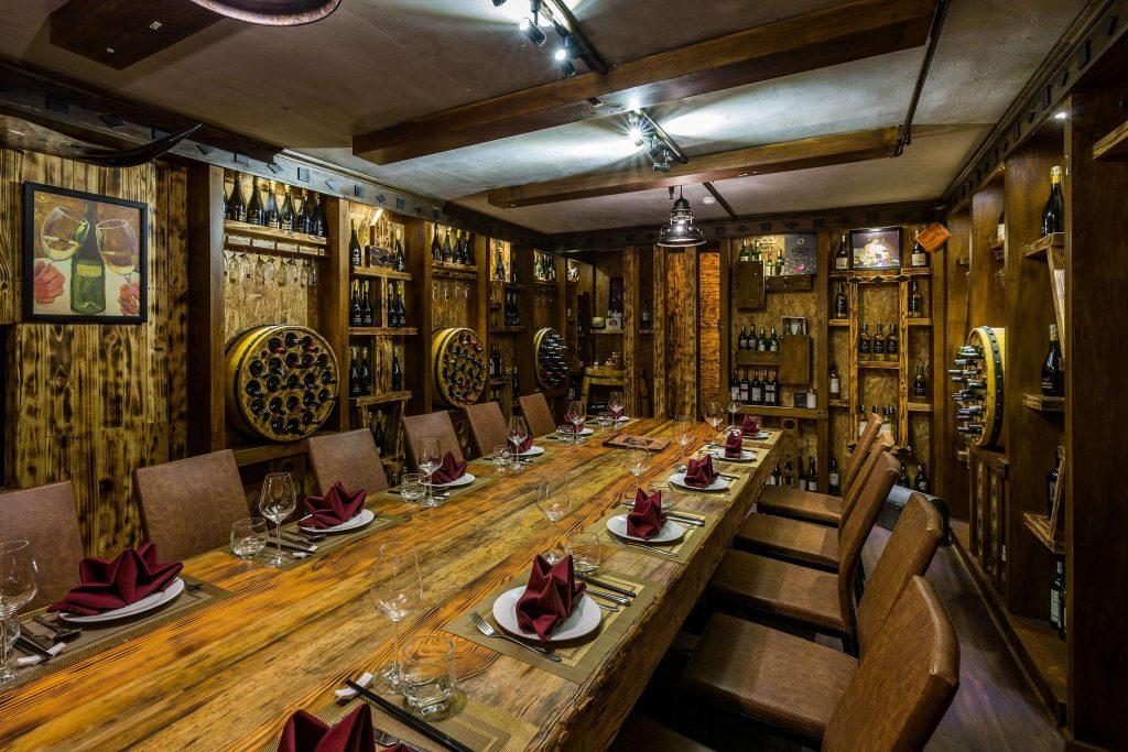 The Au My Wine Cellar 1