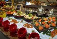 buffet hải sản quận 7