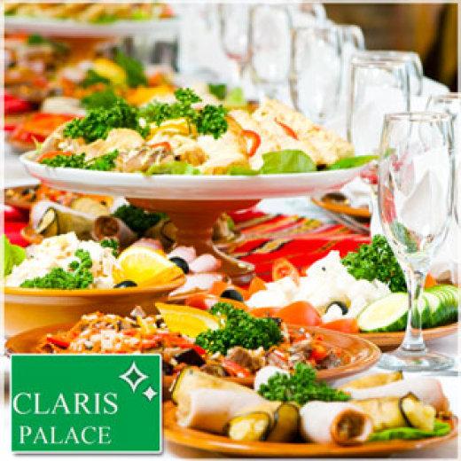 Buffet chay TPHCM Claris Palace