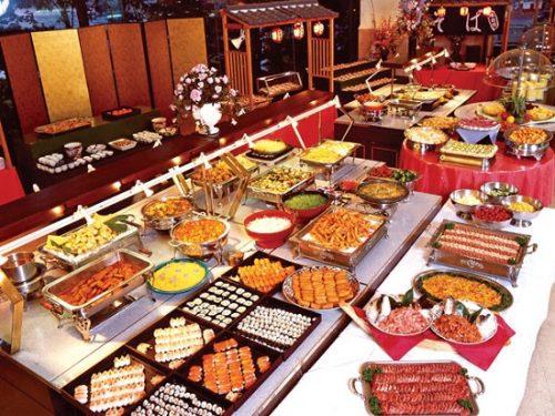 thuong thuc buffet chay tphcm tai nha hang dai khanh