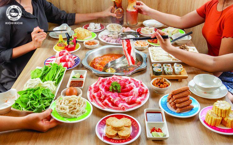 kichi kichi buffet hai san binh duong