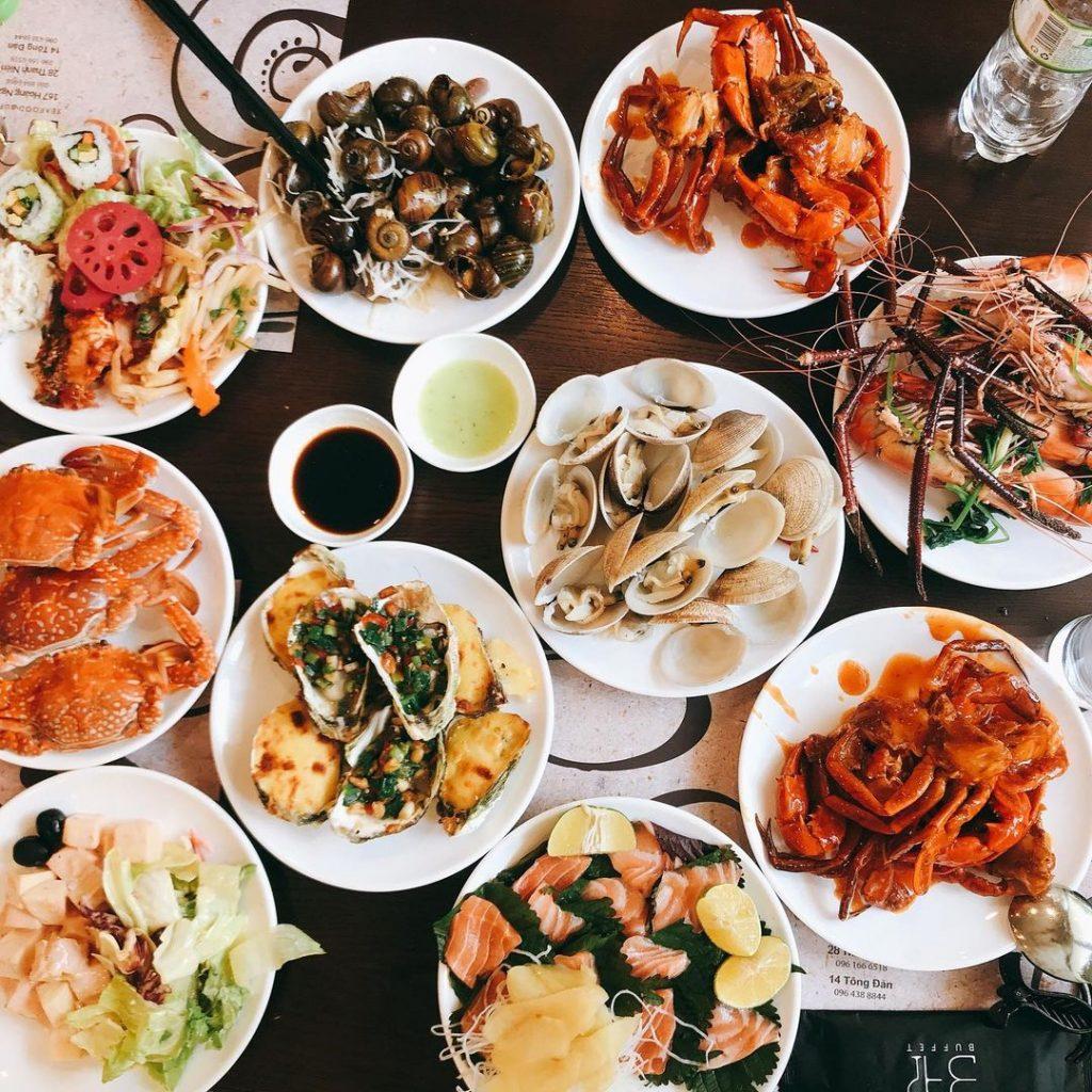 bay buffet