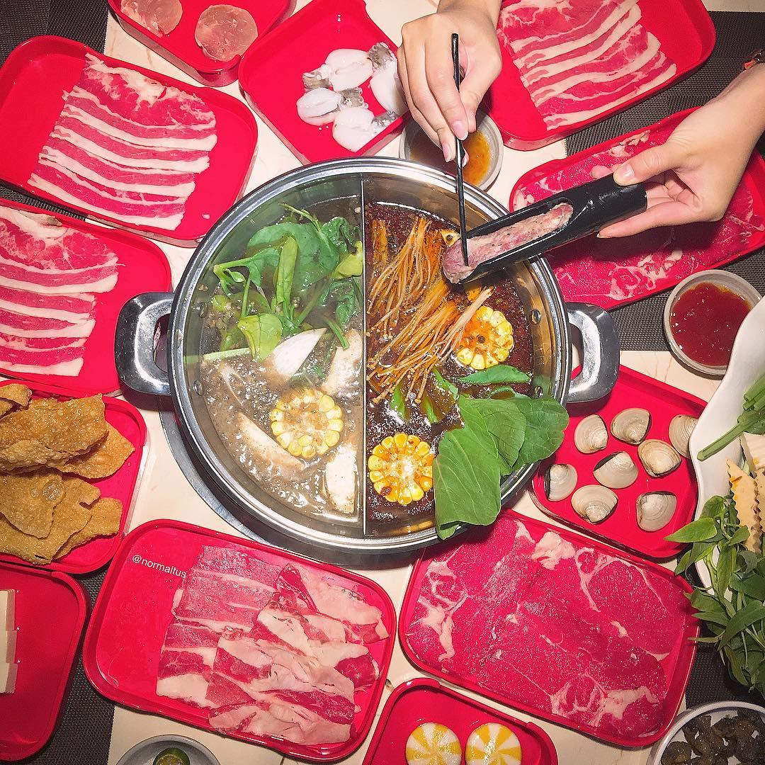 buffet lau hutong