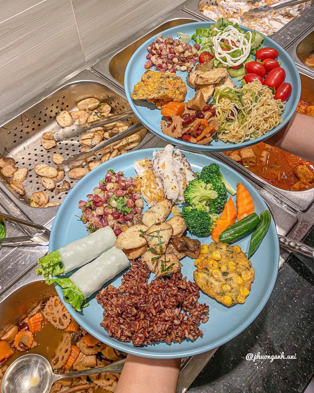 buffet vegito