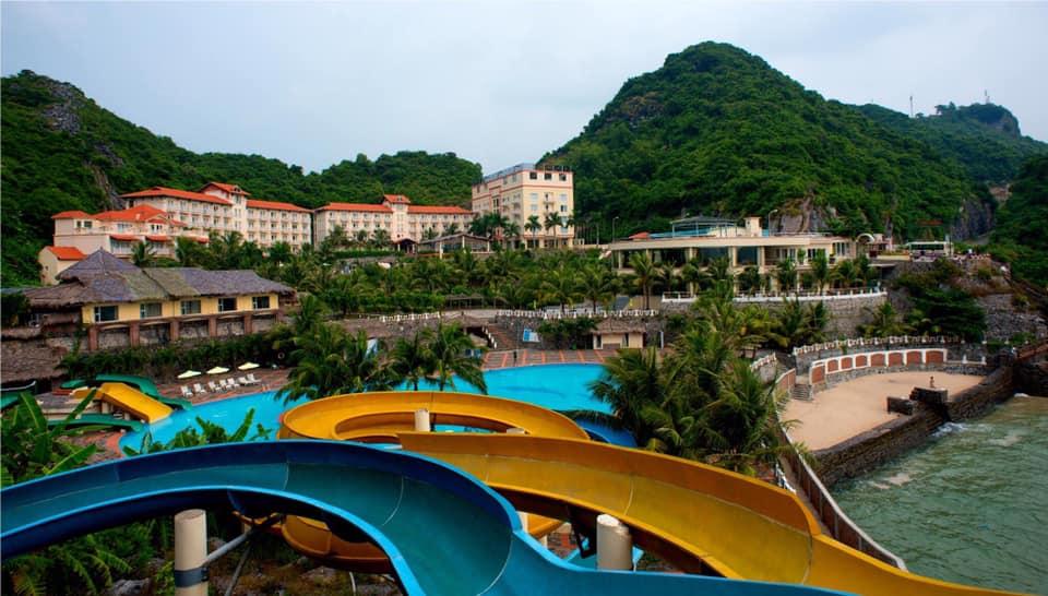 cat ba island resort & spa 1
