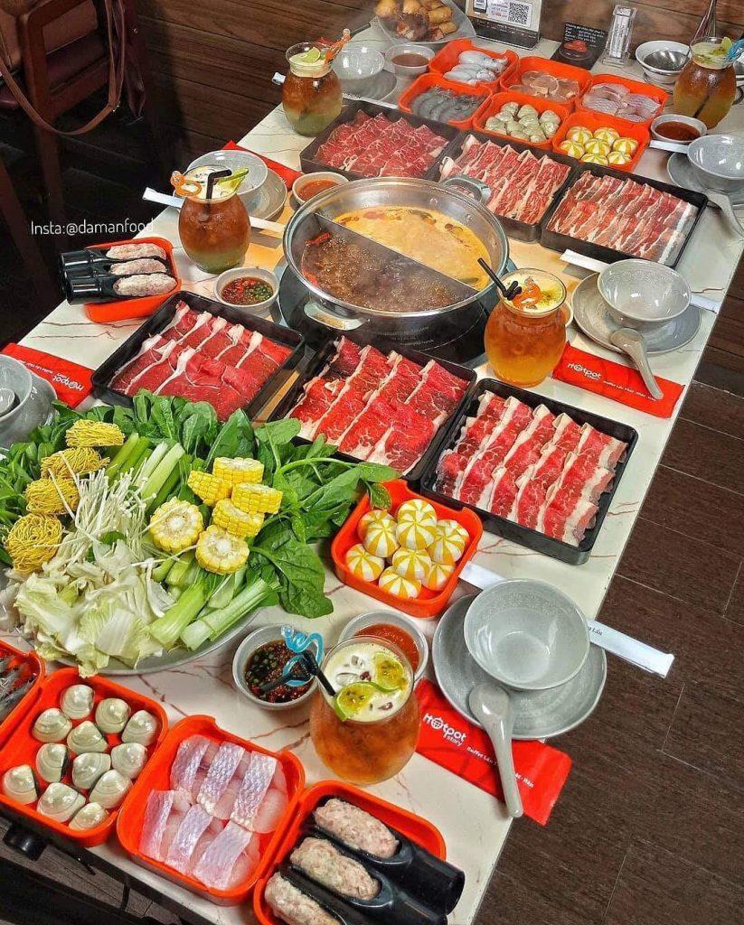 hotpot story buffet