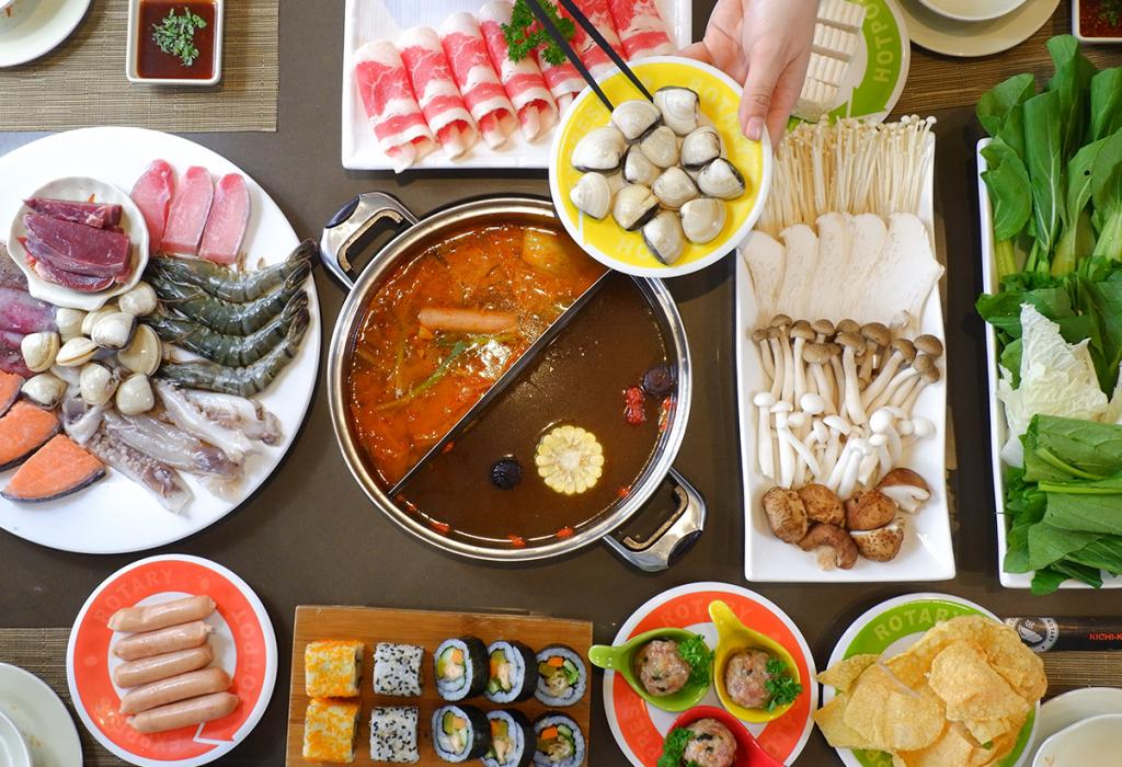 kichi kichi buffet