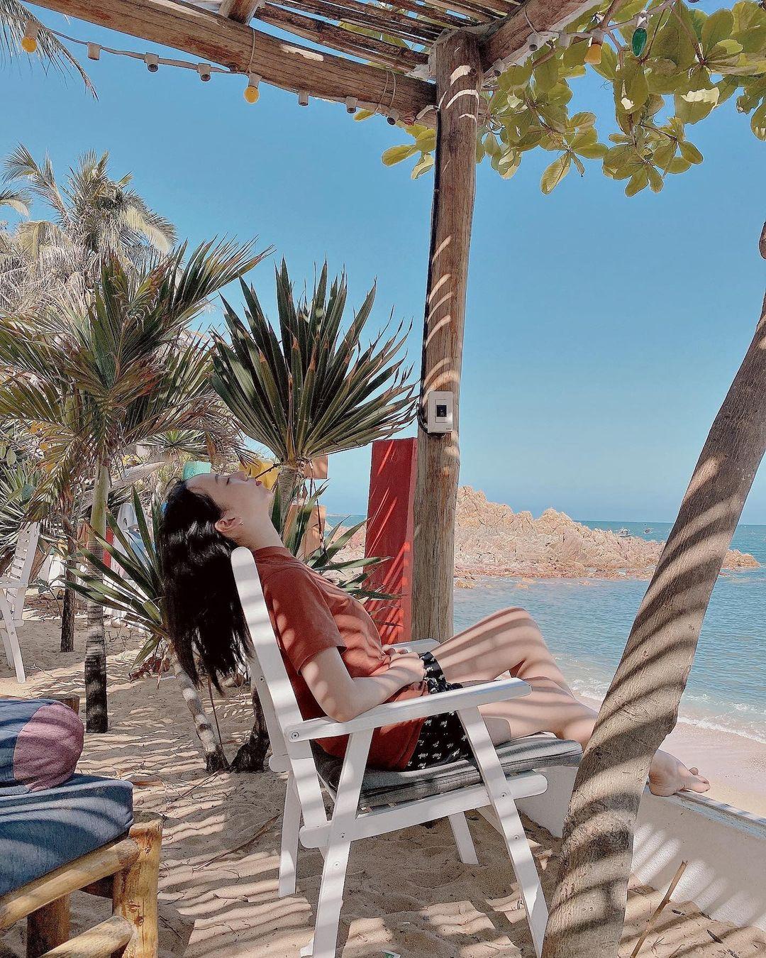 cuộc sống là một bãi biển