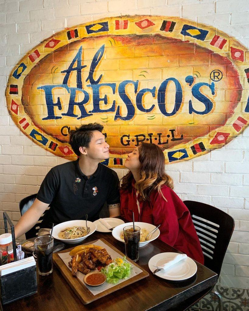 nha hang Al Fresco's
