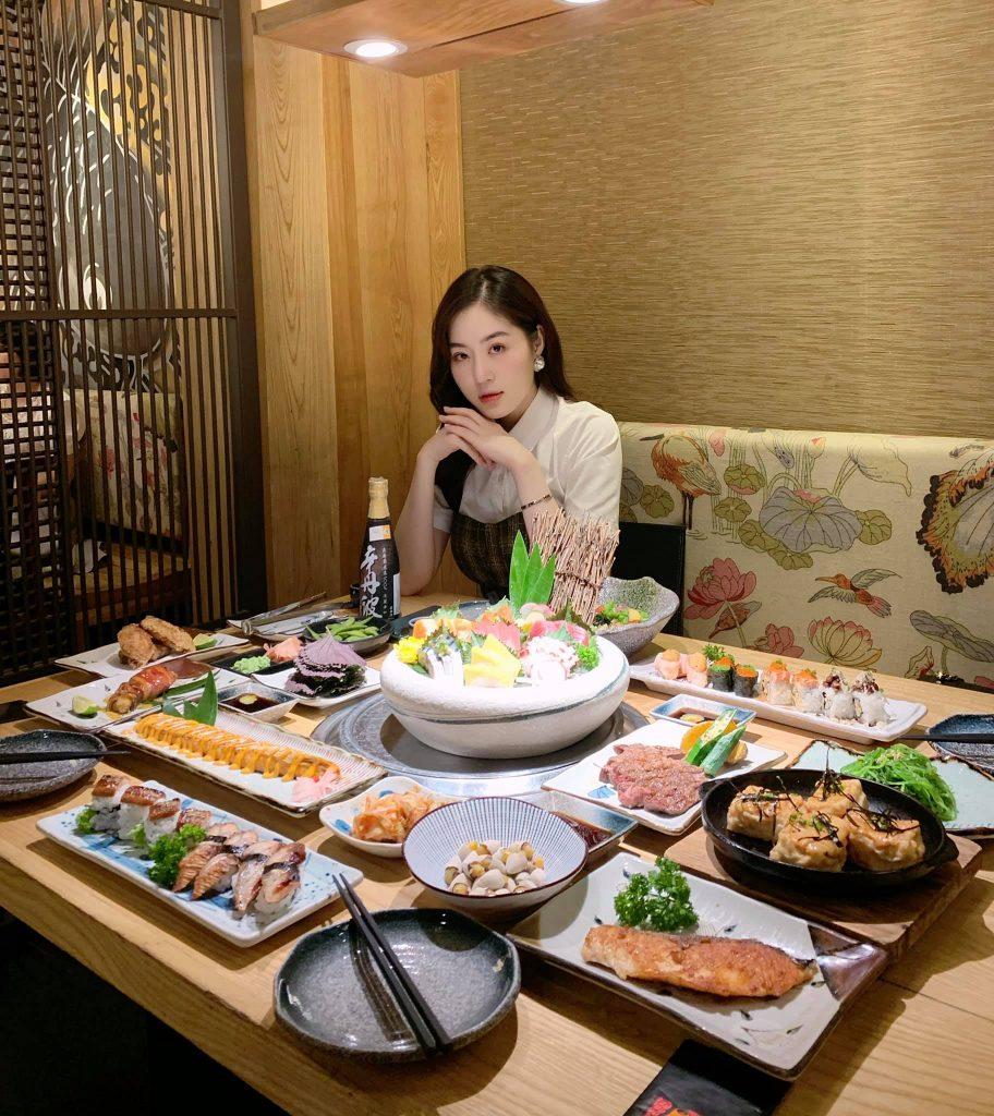 buffet isushi