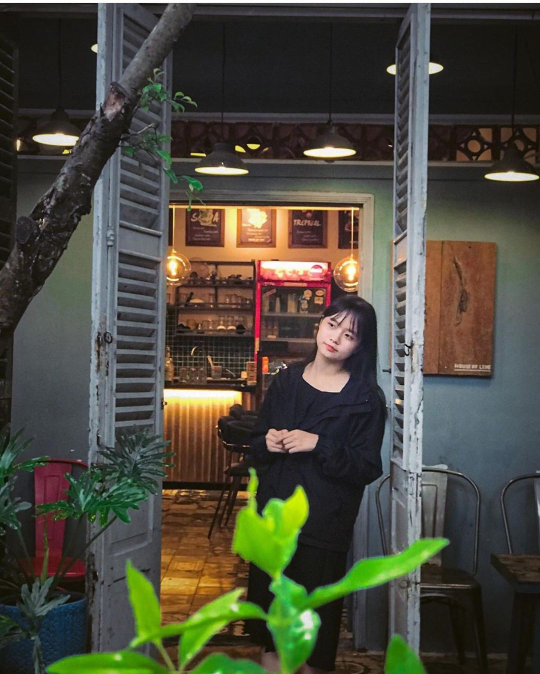 quan cafe buon me thuot house of lens coffee 2