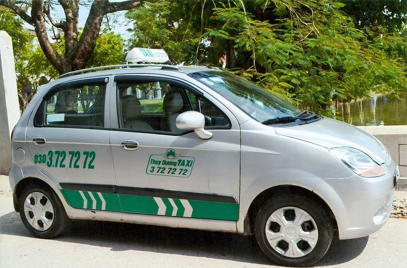 taxi ninh binh t