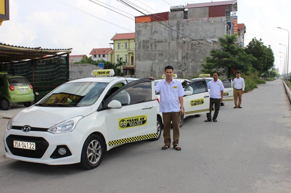 taxi trang an