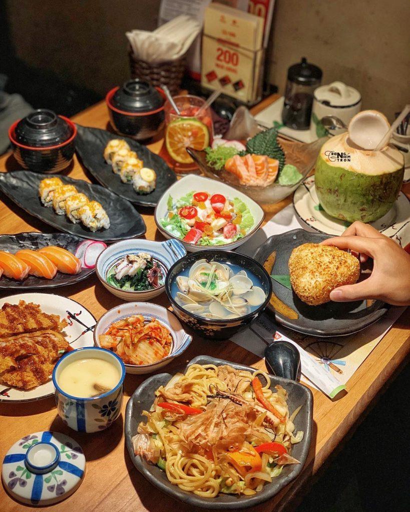 buffet sushi kei