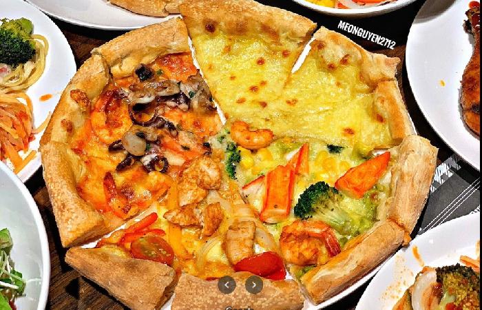 Buzza Pizza quận 1
