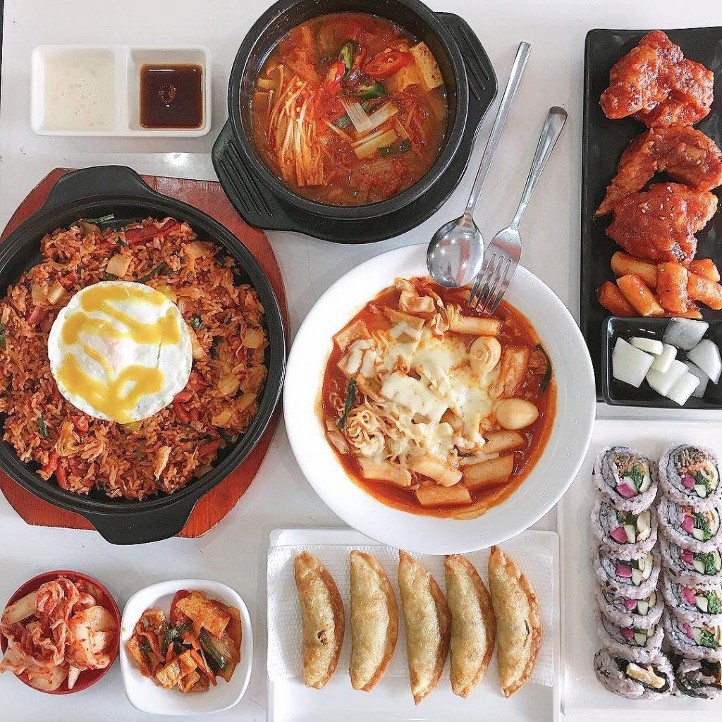 Hanuri Korean Fast Food