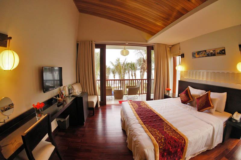 Hùng Lâm Resort Quan Lạn