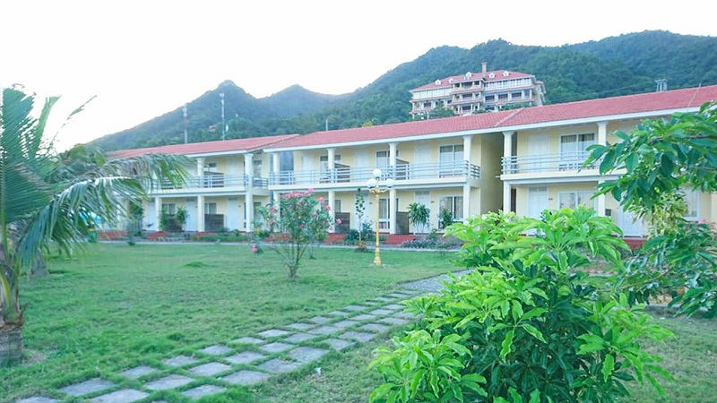 Mai Quyen Resort Van Don