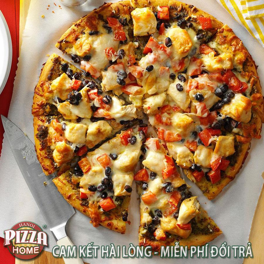 Pizza Home ngon o hai ba trung