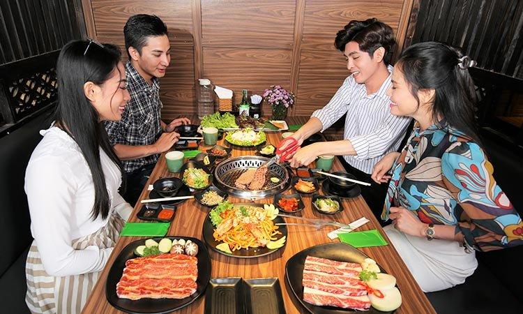 Ulsan BBQ