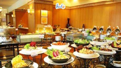 Buffet hải sản Tân Phú