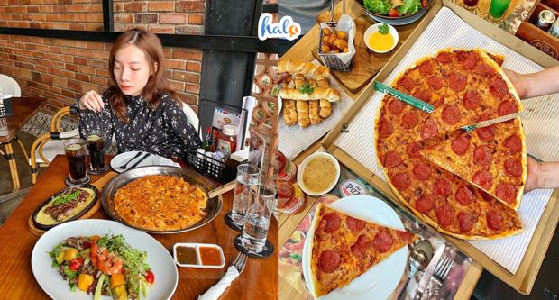 pizza ngon