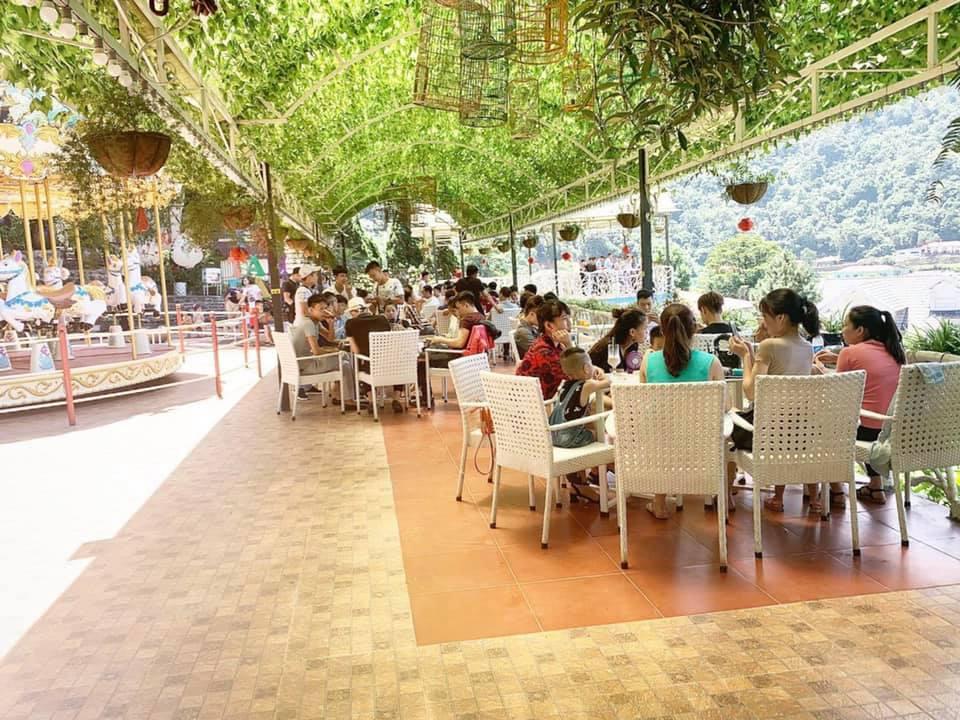 cafe Sky Garden tam dao