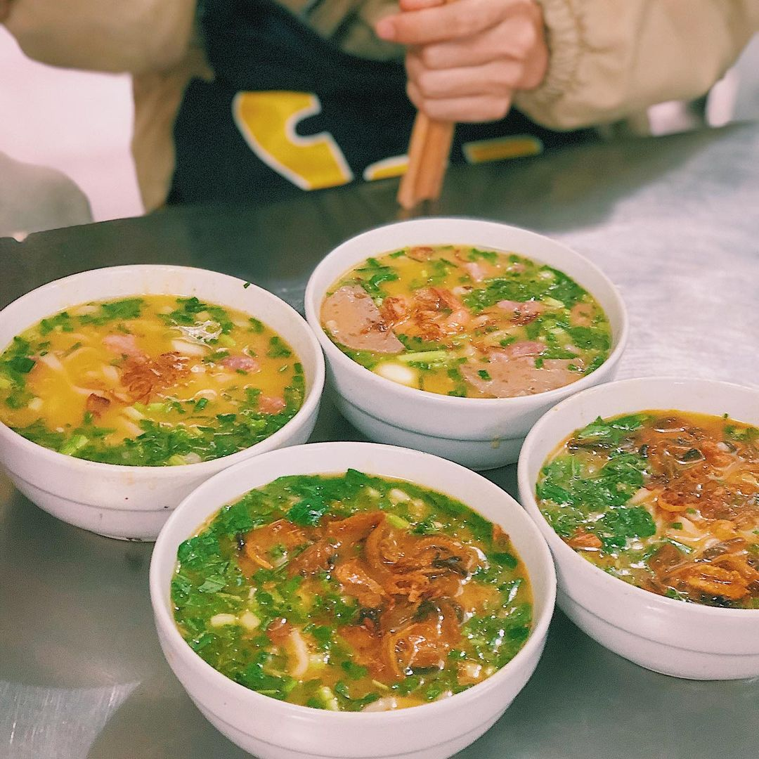 chao canh