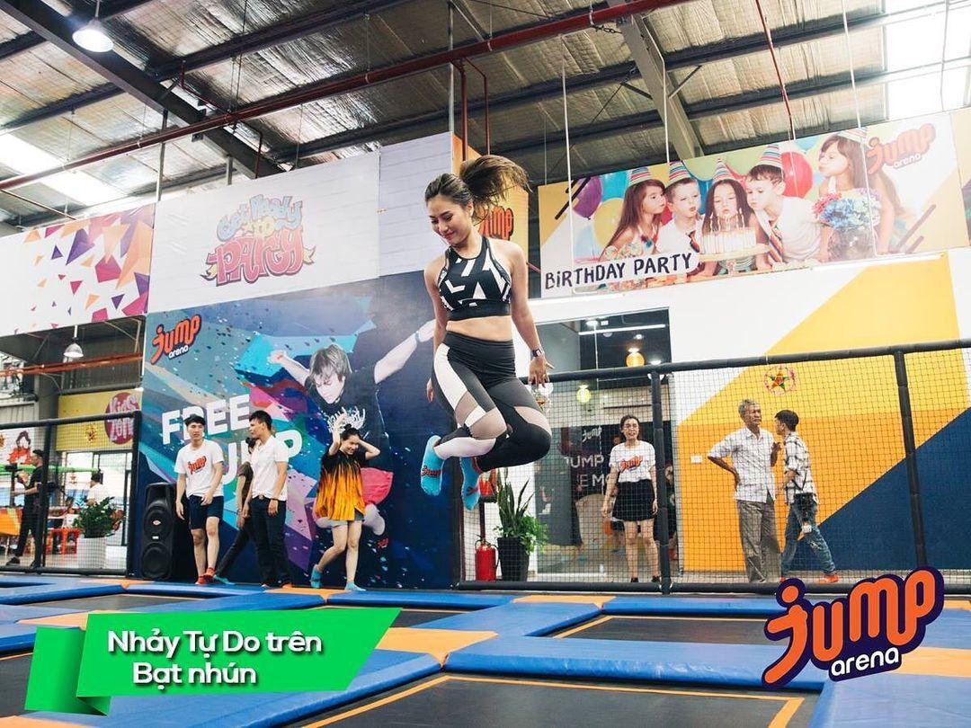 free jumping arena sai gon