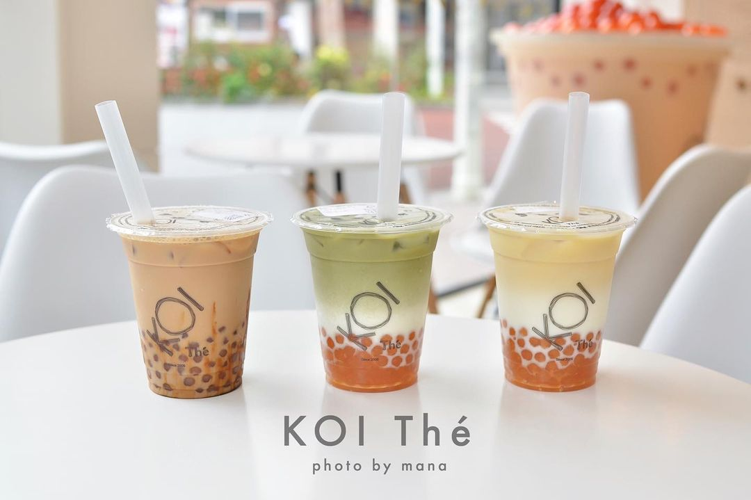 koi the vietnam