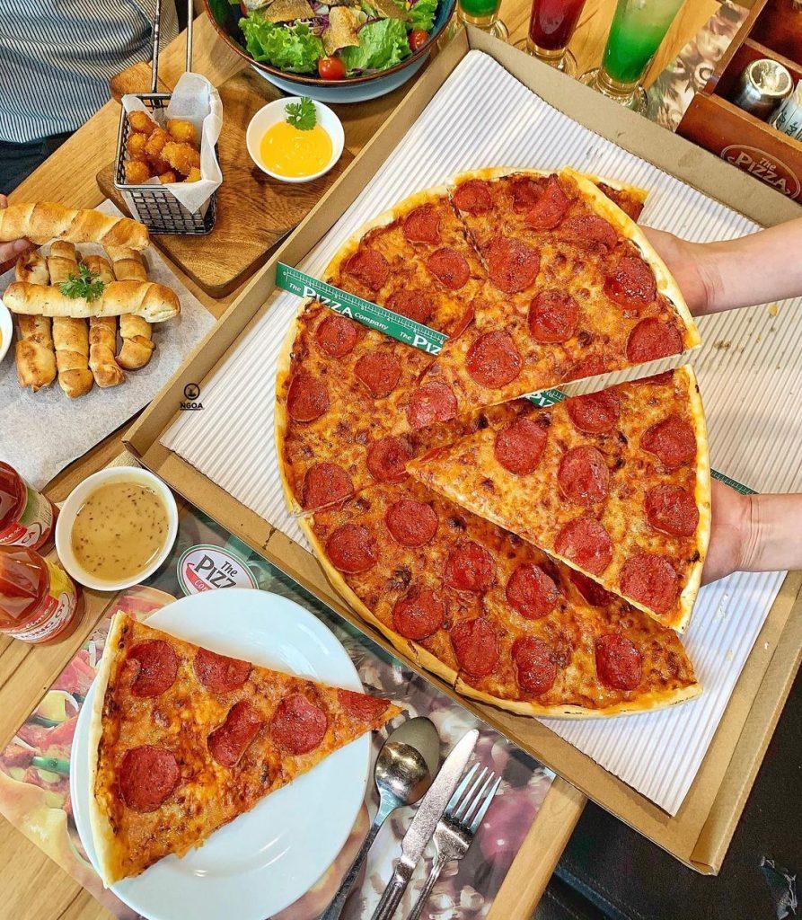 ngoafood_ pizza company bad gon