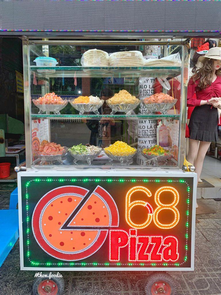 pizza 68 sai gon