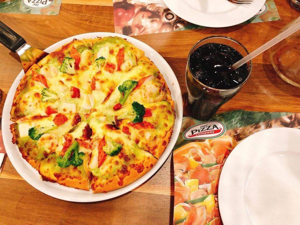 Pizza ngon ở Hà Đông