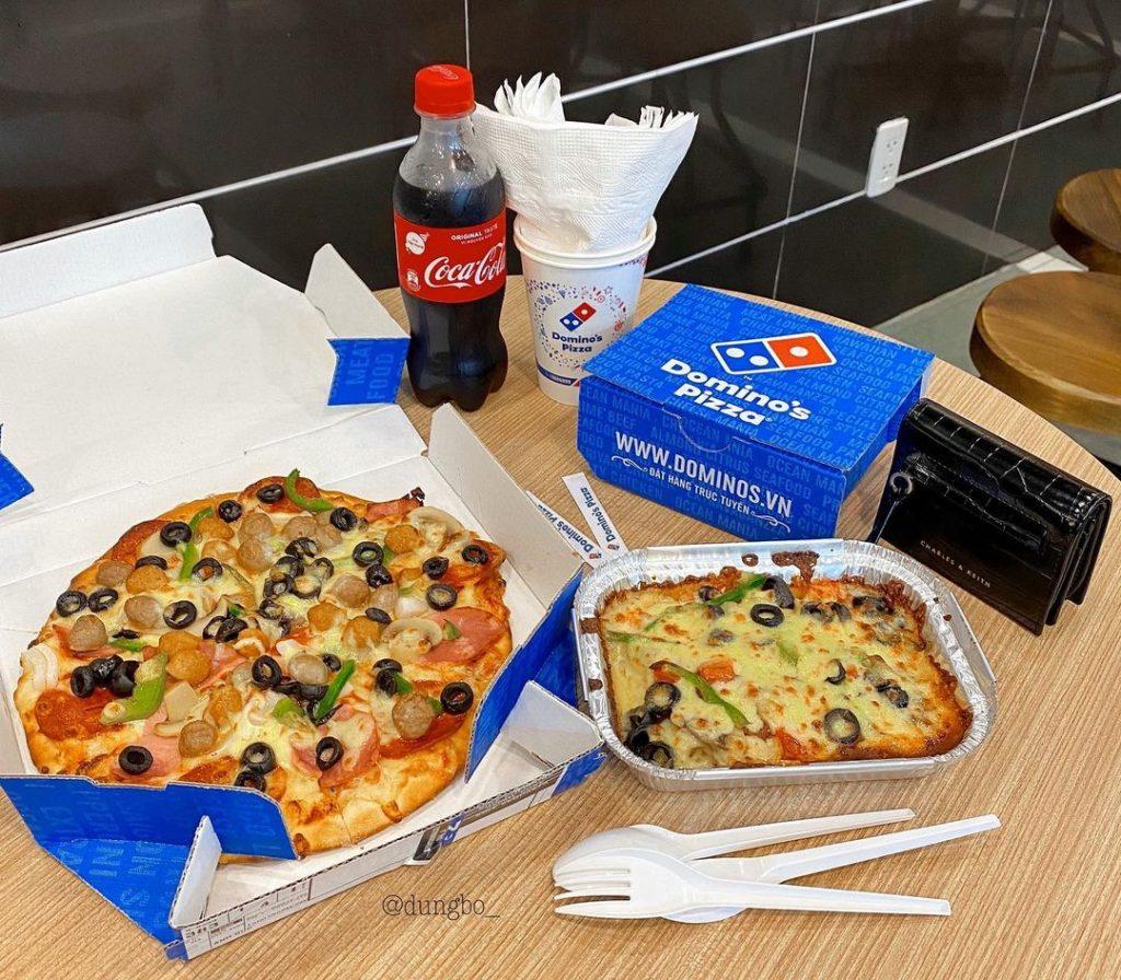 quán pizza ở Hà Nội