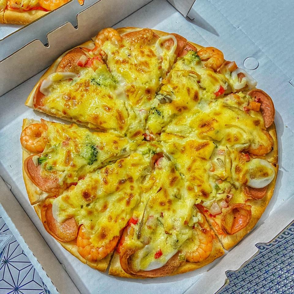 pizza ong hoang sai gon