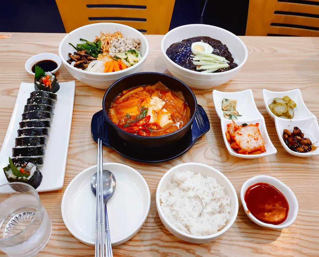full house korean restaurant quan an han quoc quan 1