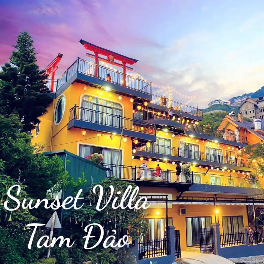 sun set villa tam dao