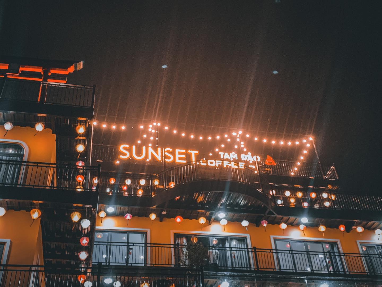 Sunset villa tam dao