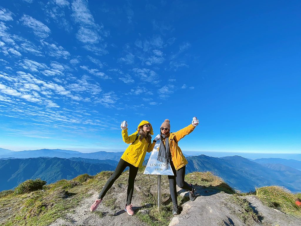 địa điểm trekking hot 6