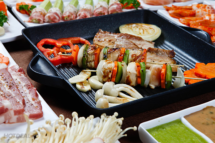 Chooki - Buffet BBQ & Lẩu