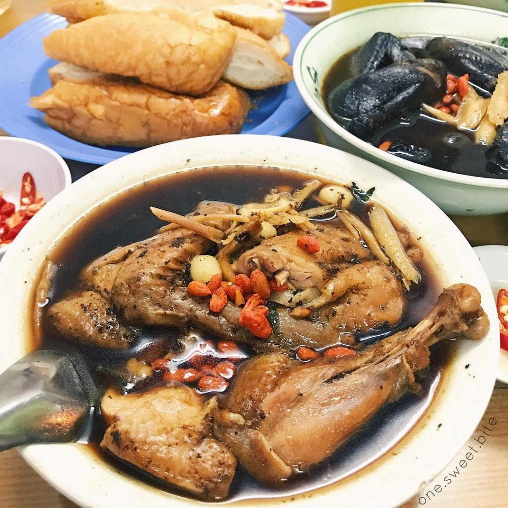 Ga tan Ha Noi - Quan Cay Si Tong Duy Tan