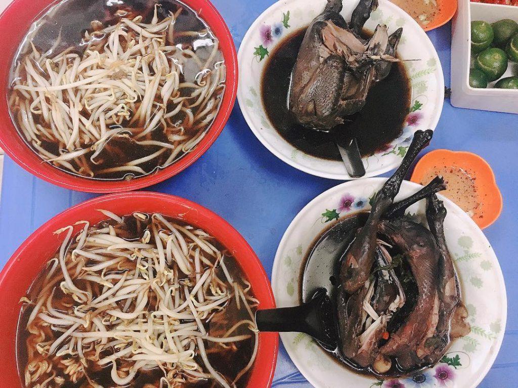 Ga tan Hang Cot