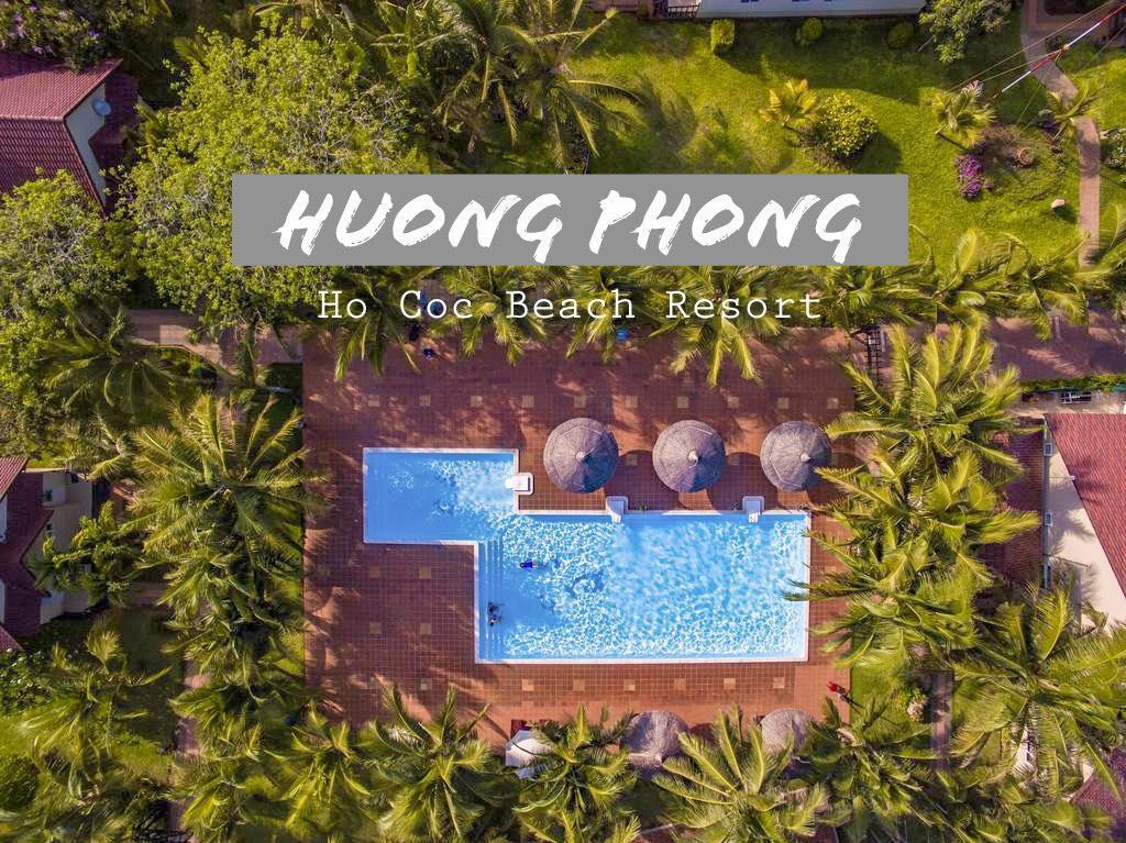 Hương Phong Hồ Cốc Beach resort