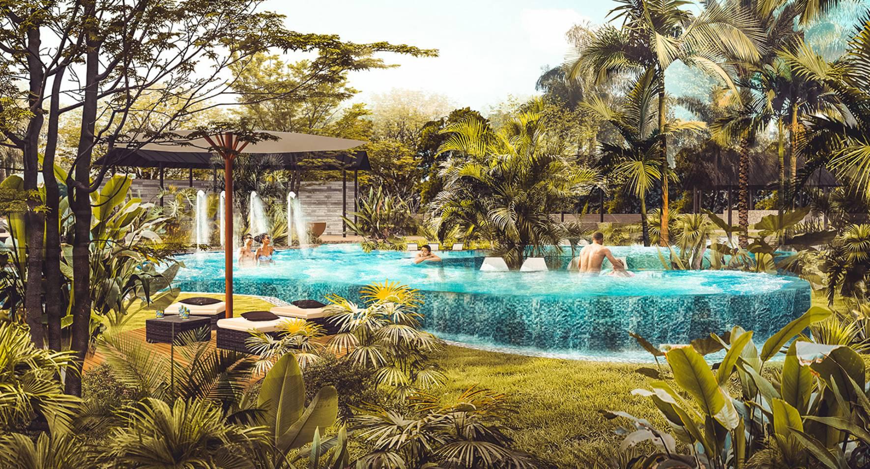 Minera Hot Springs Binh Chau